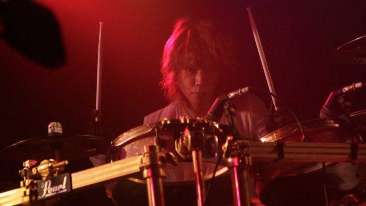 Shinya(Dir en grey)のドラムセットと演奏スタイル・音楽性